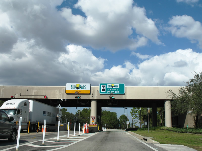 Hurricane Irma Takes a Toll on Florida Tolls