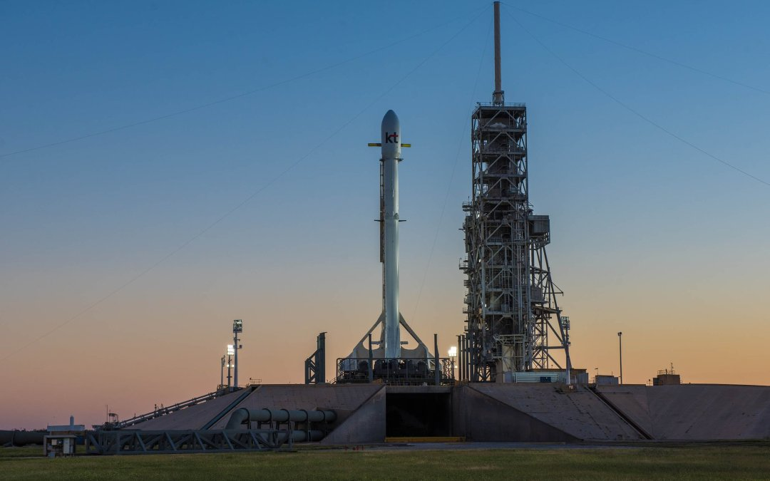 Texas aerospace company signs launch agreement with Cape Canaveral