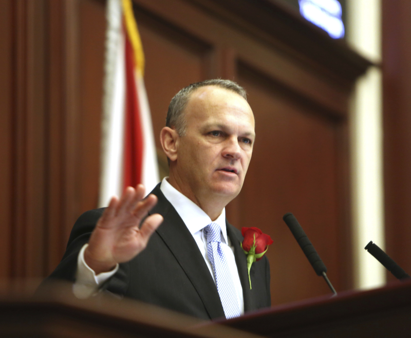 From speaker to education commissioner? The speculation appears to be building momentum