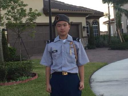 JROTC Hero Killed in School Shooting Posthumously Accepted to West Point