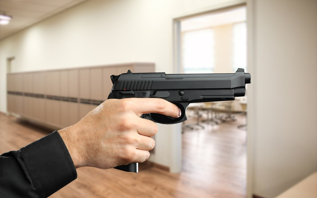 New Florida Law Used To Take Gun From UCF Student Who Threatened Area Schools