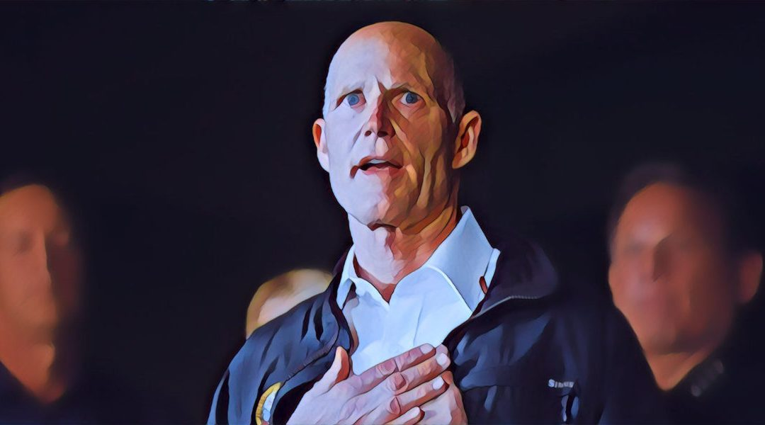 To:  State workers,   From:  Gov. Rick Scott