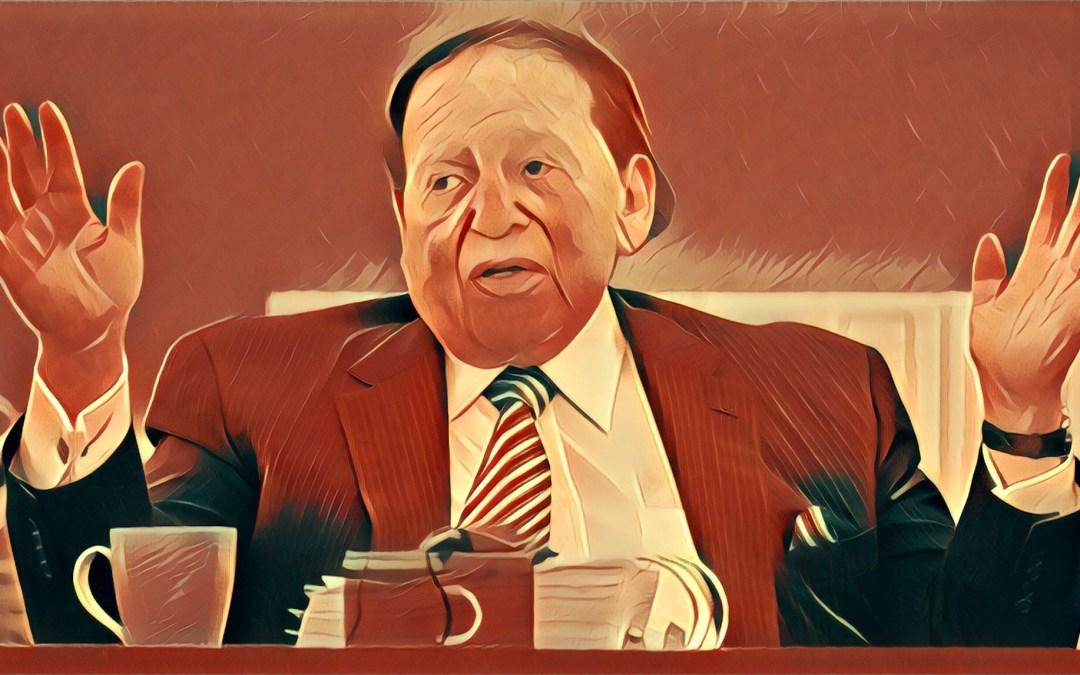 DeSantis Fundraising: Where Has Sheldon Adelson Gone?