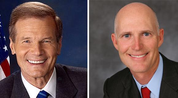 First debate set in U.S. Senate contest in Florida