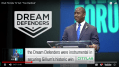 """GOP governors target Gillum's ties to a """"radical"""" group, while DeSantis accuses media of a """"double standard"""""""