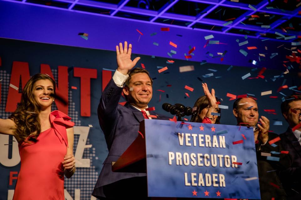 DeSantis announces appointment of a key transition advisory committee