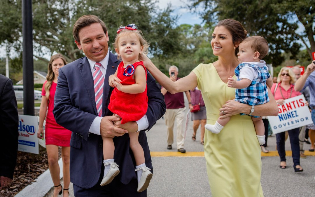 """DeSantis to launch """"Thank You Tour"""" this weekend"""