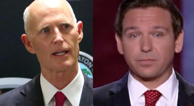 """Republicans dash Democrats' hopes of a """"blue wave"""" in Florida"""