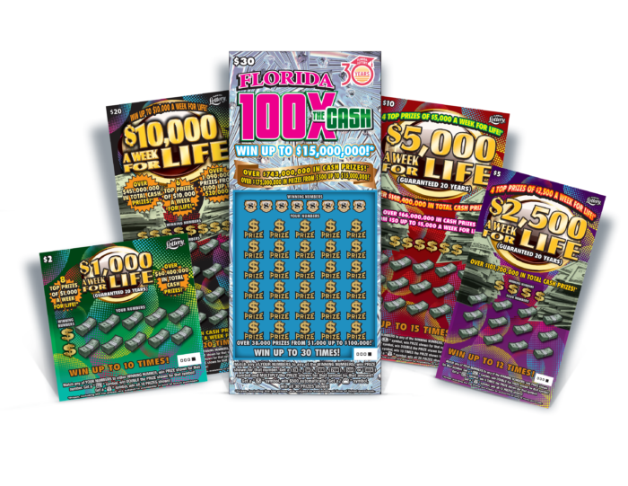 Scratch-off games hit big for Florida and other state lotteries