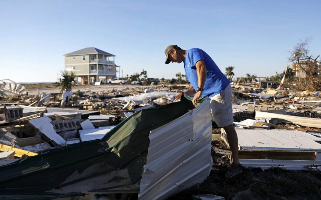 Group tries to keep focus on Hurricane Michael recovery efforts