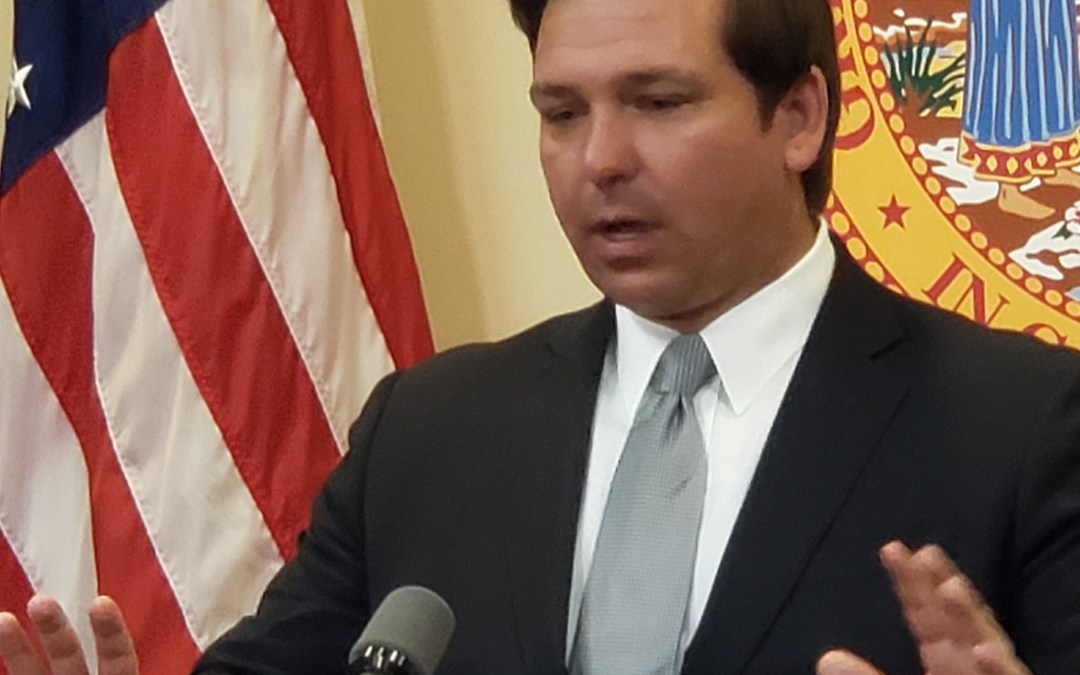 New poll show Floridians still give high marks to Gov. DeSantis, support marijuana use