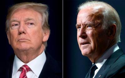 Poll: Biden's lead over Trump shrinks in Florida