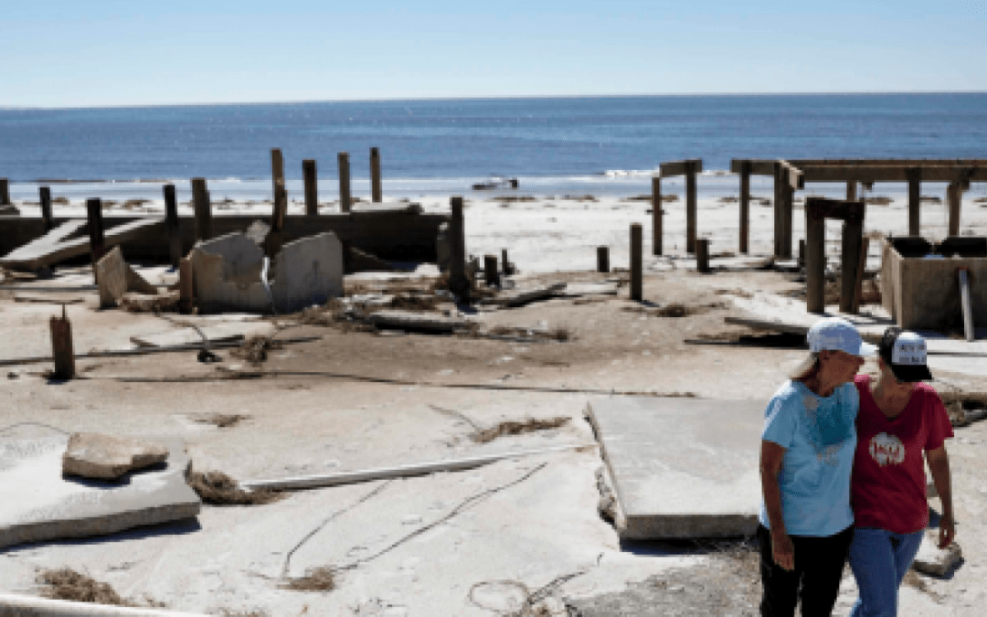 Poll seems to reflect what Hurricane Michael victims have felt — they have been forgotten