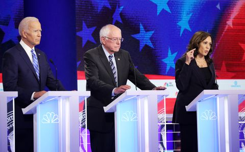 Two takeaway moments from second debate: Harris-Biden race issues and healthcare for undocumented immigrants