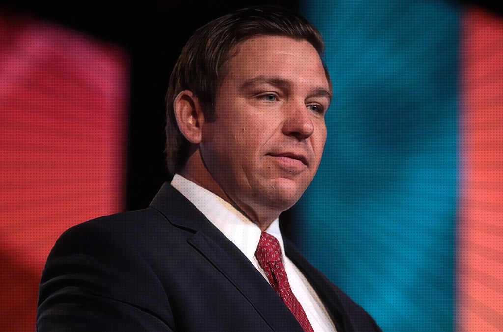 DeSantis issues stay-at-home order for Florida
