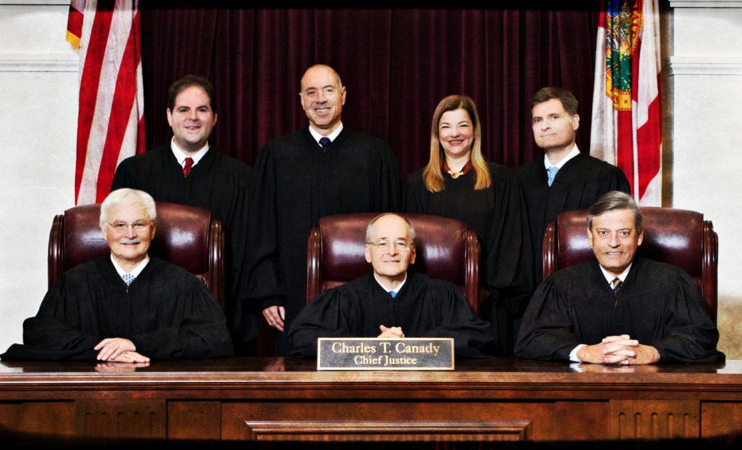 Governor DeSantis's short list of Supreme Court nominees just got shorter