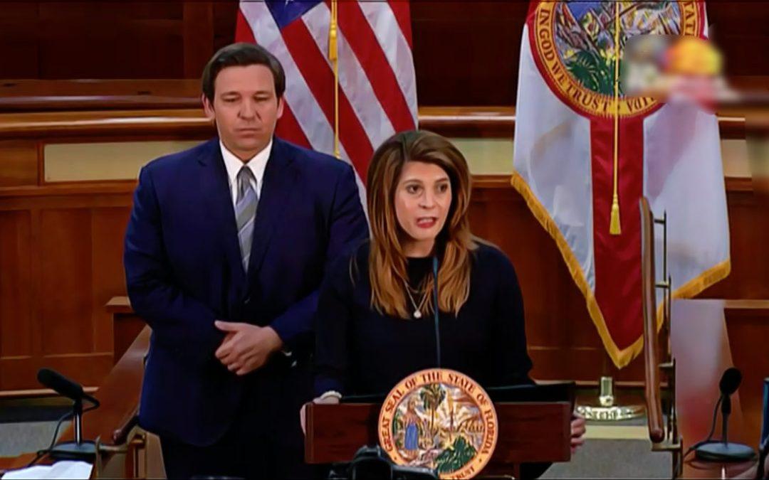 DeSantis appoints Jamie Grosshans to Florida Supreme Court, asks Trump to put Francis on federal bench