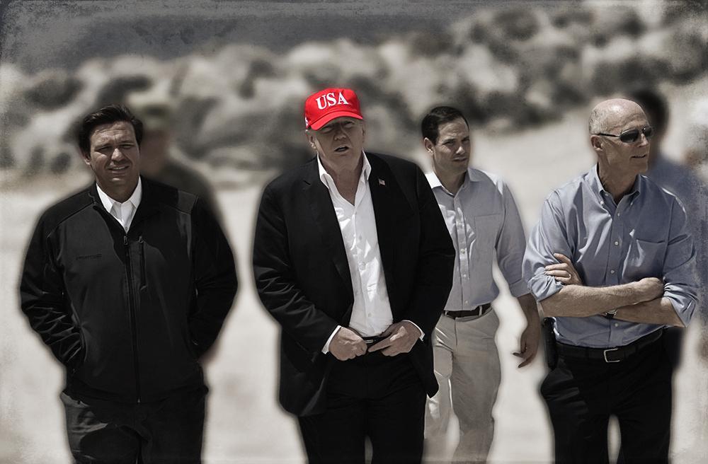 Floridians dominate 2024 presidential shortlist