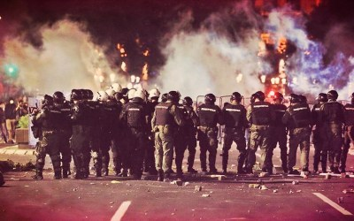 DeSantis-led anti-riot law seen as bellwether across the nation
