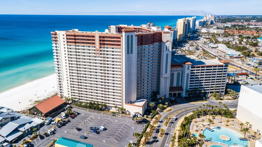 Sizzling real estate market on the Panhandle's gulf coast