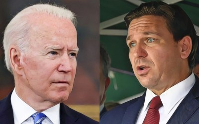 """DeSantis calls Biden's plan to force workers to be vaccinated """"fundamentally wrong,"""" vows to fight mandates"""