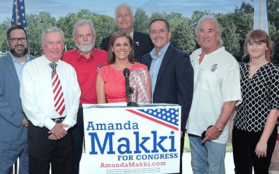 Maggie's List backs Amanda Makki's CD 13 bid
