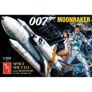 James bond moonraker shuttl kit