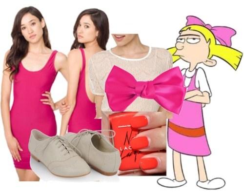 Character Wear: Helga Pataki