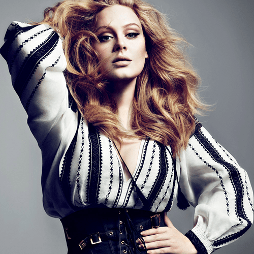 Fashion News: Rumor Has It Adele and Burberry Teaming Up