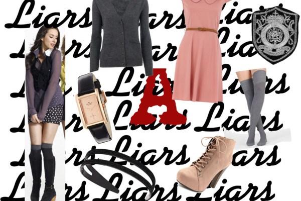 Character Wear: Spencer Hastings, Pretty Little Liars