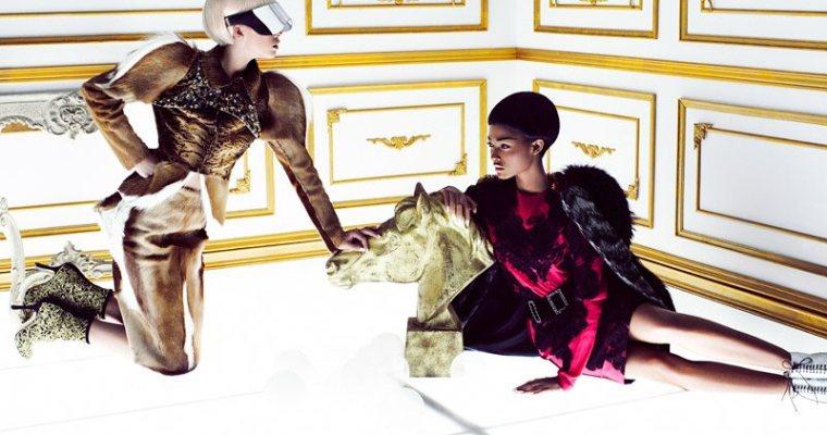 The Style Guru: Baroque is Back