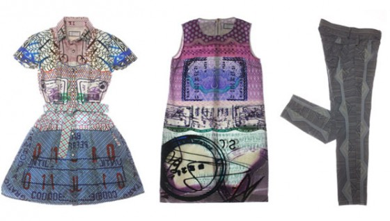 Fashion News: Mary Katrantzou for Current Elliott