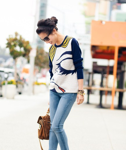 The Style Guru: Graphic Sweaters