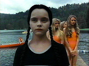 Character Wear: Wednesday Addams