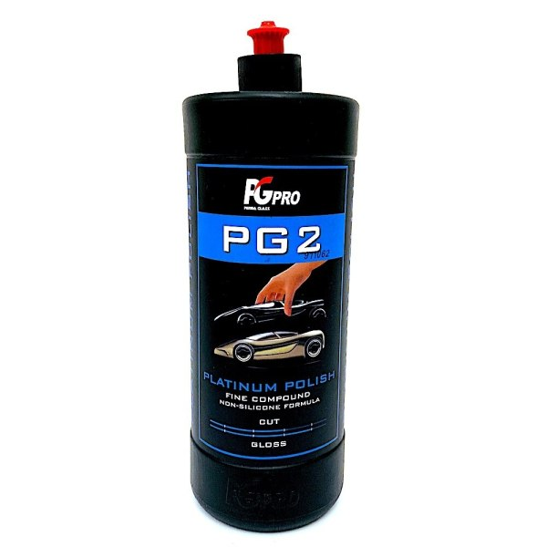 PG Pro Perma Glass Platinum Compound Polish