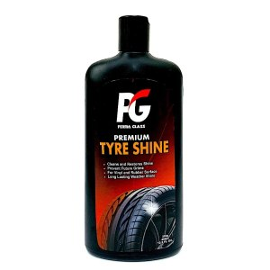 PG Perma Glass Premium Tyre Shine