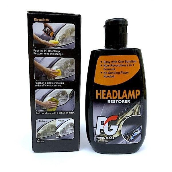PG Perma Glass Headlight Restorer