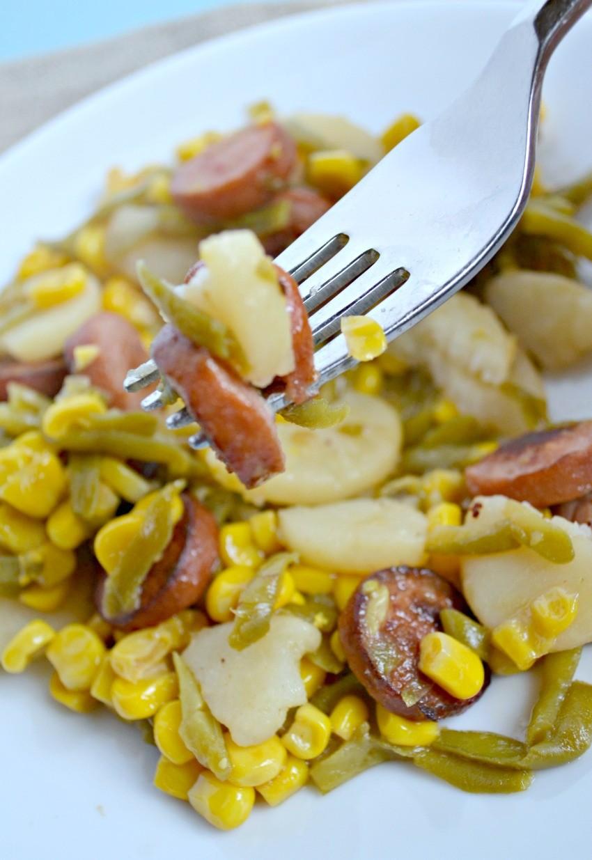 Easy Meal Ideas Dinner