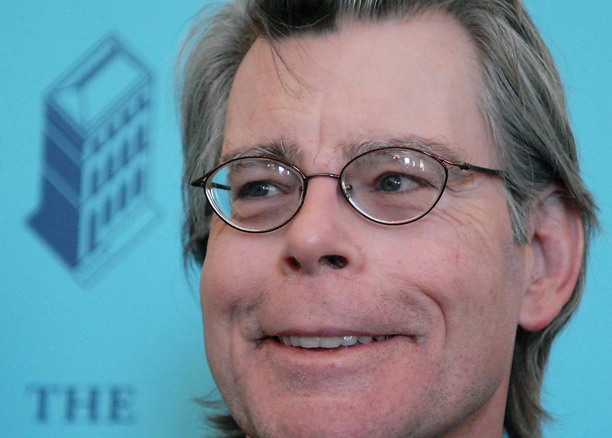 Stephen King's career change