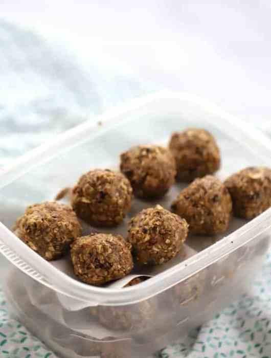Energy Balls or Triple Chocolate Power Balls