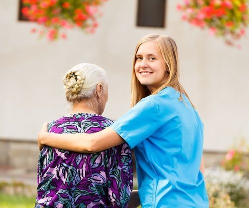 what title do you prefer as a professional who provides care?
