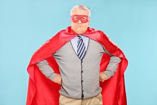 Caregiver:  A superhero with super powers or a myth