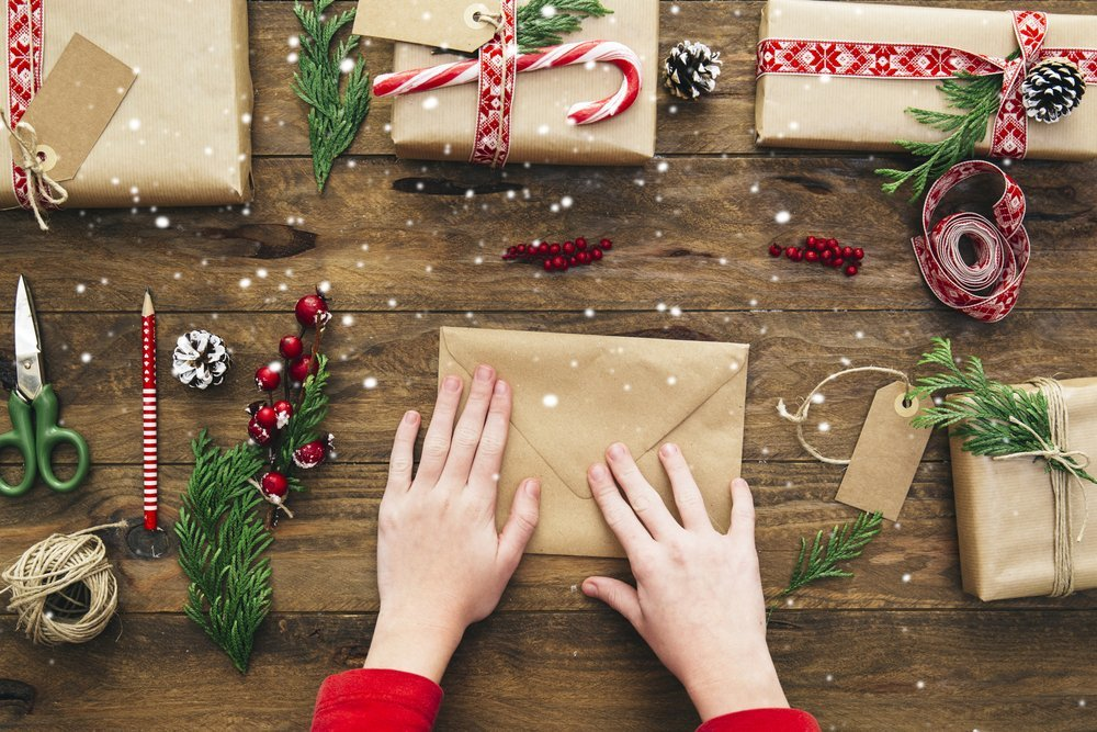 writing addressing and mailing christmas cards - Mailing Christmas Cards
