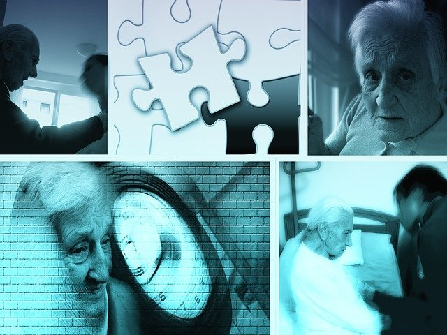 Alzheimer's Age Woman Old Care Costs Dementia