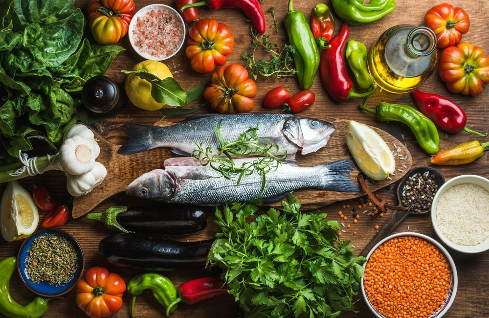 Mediterranean Diet May Help Protect Older Adults from Becoming Frail