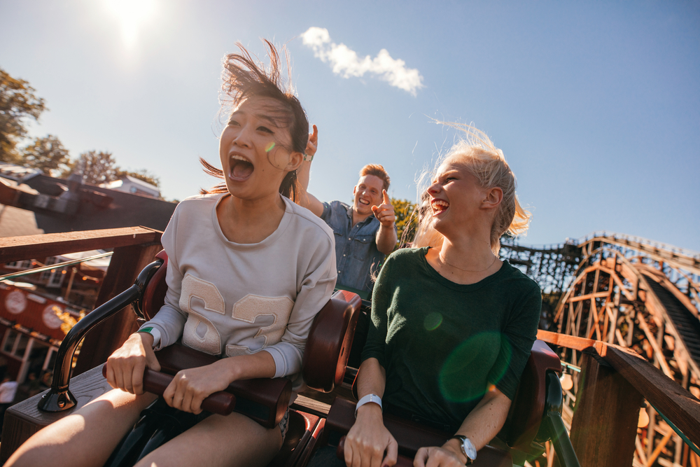Caregiving is not like a rollercoaster ride