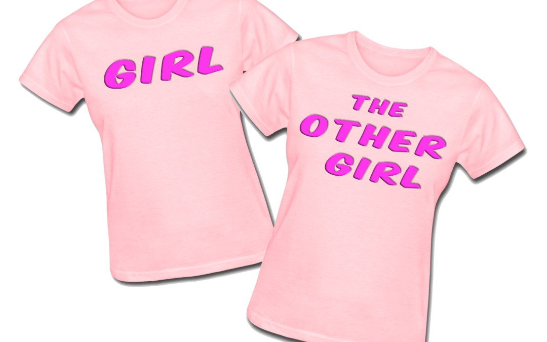 girl and the other girl tshirts