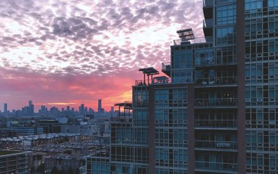 Aging in the Vertical City