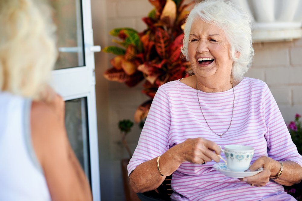 Humor, Hope and the Caregiving Experience