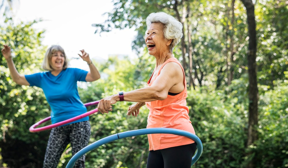 silver generation exercising